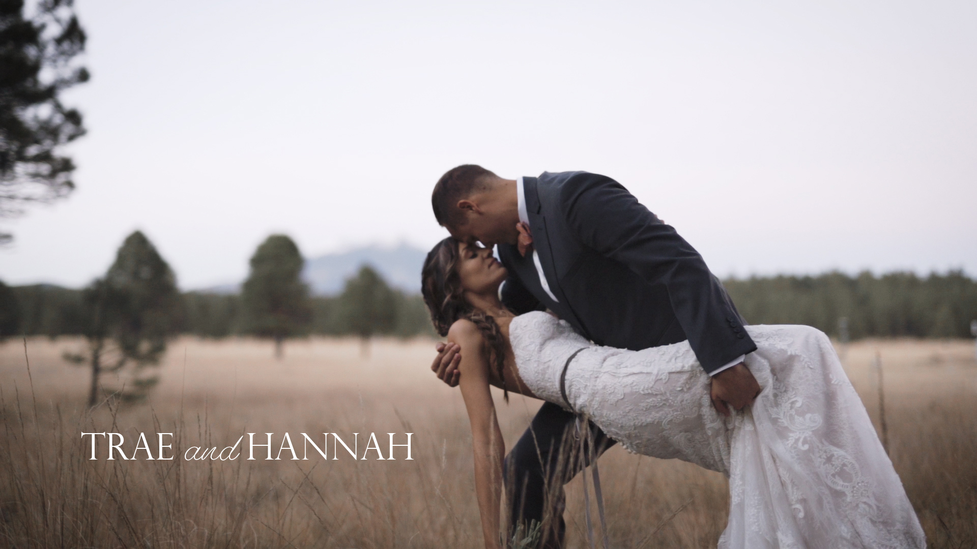 Trae + Hannah | Flagstaff, Arizona | The Arboretum Flagstaff