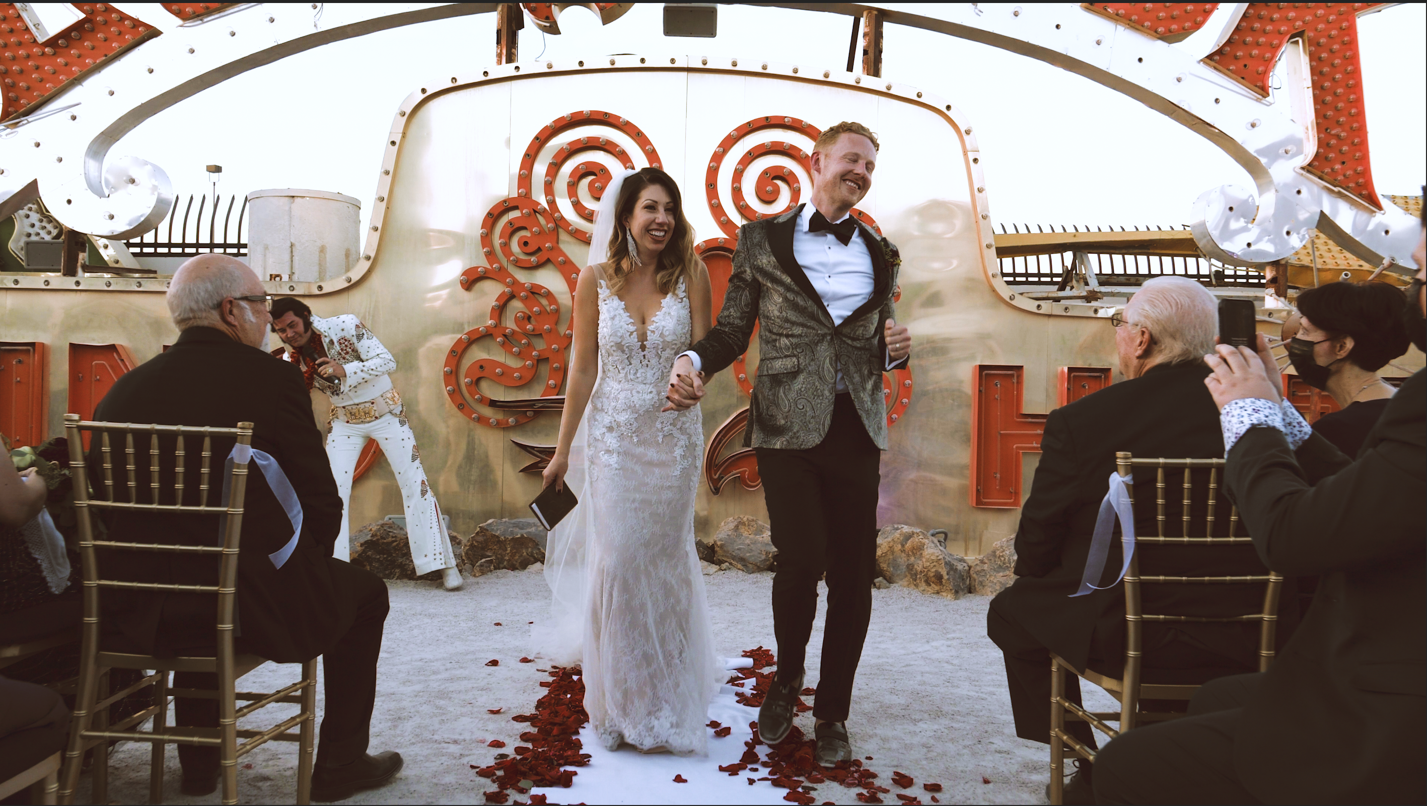 Jolee + Ryan | Las Vegas, Nevada | The Neon Museum
