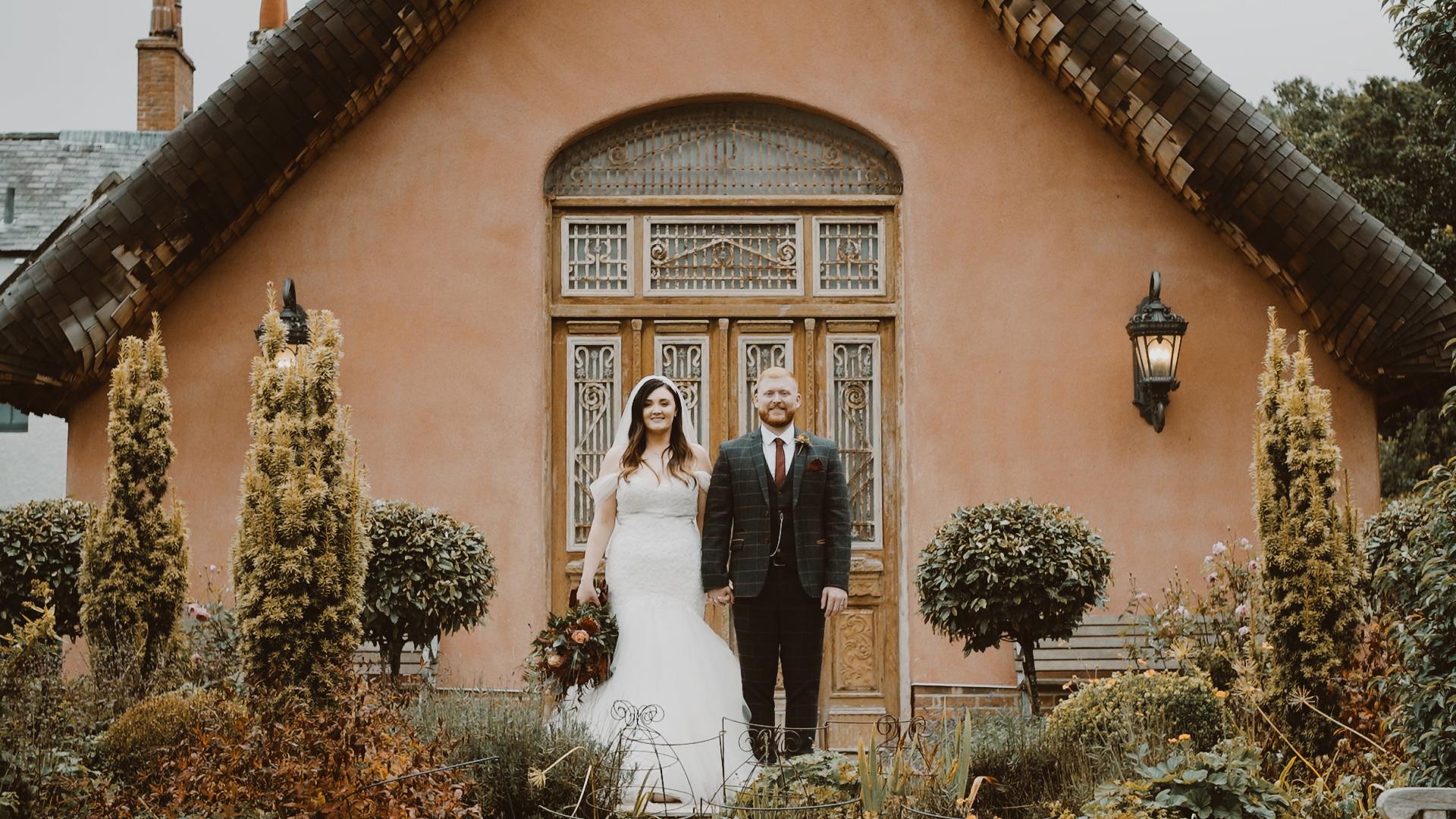 Erin + Kyle | Otterburn, United Kingdom | Le Petit Chateau