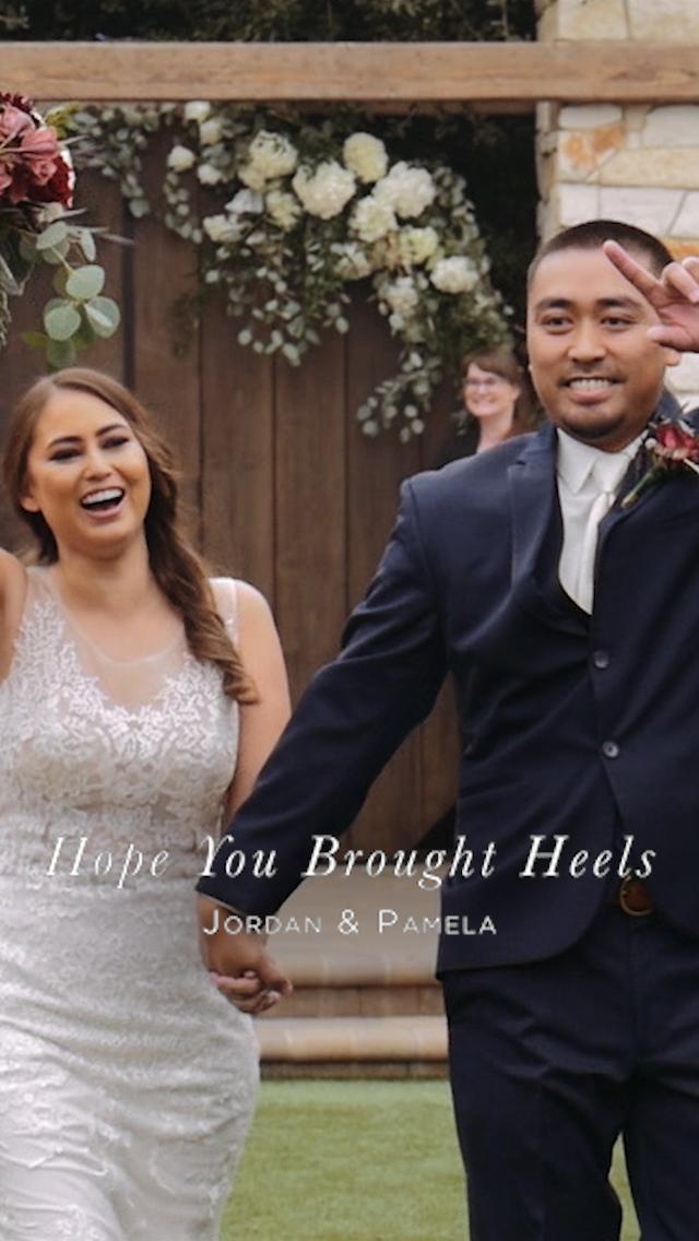Jordan + Pamela | Bakersfield, California | Gardens at Monji