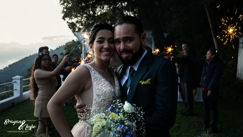 Elizandro + Michelle | Antigua Guatemala, Guatemala | 3 Volcanoes View