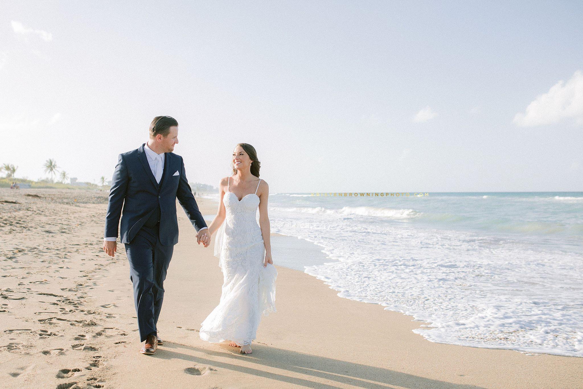 Renee + Justin | Jensen Beach, Florida | Hutchinson Shores Beach Resort & Spa