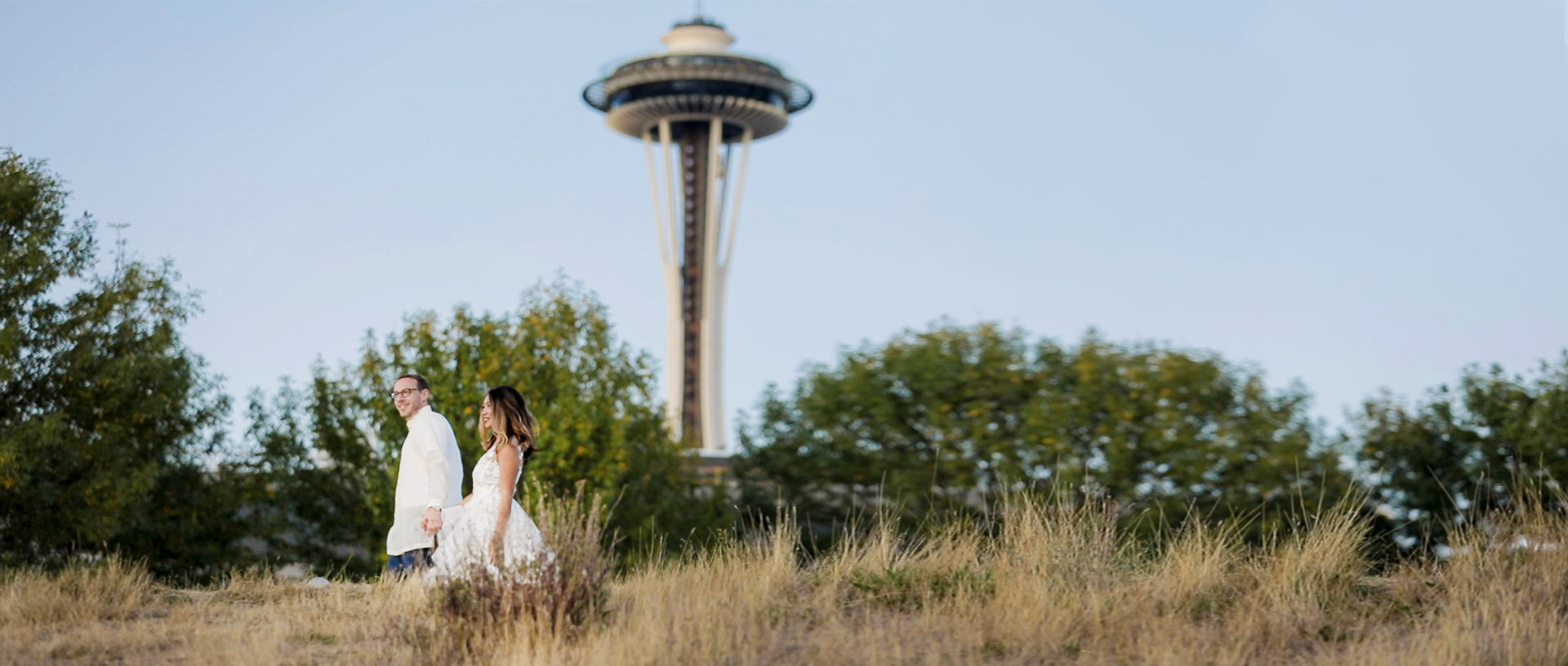 David + Raychel | Seattle, Washington | Olympic Sculpture Park