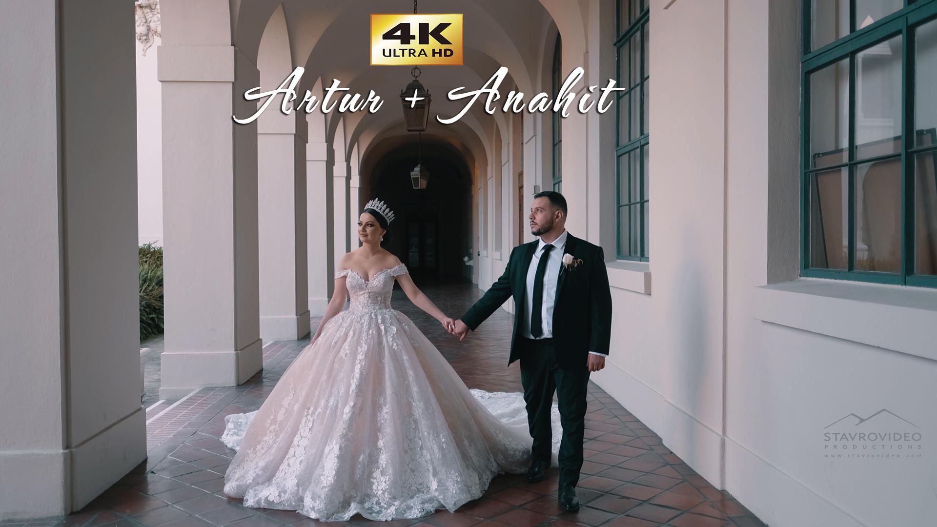 Arthur  + Anahit | Glendale, California | Anoush