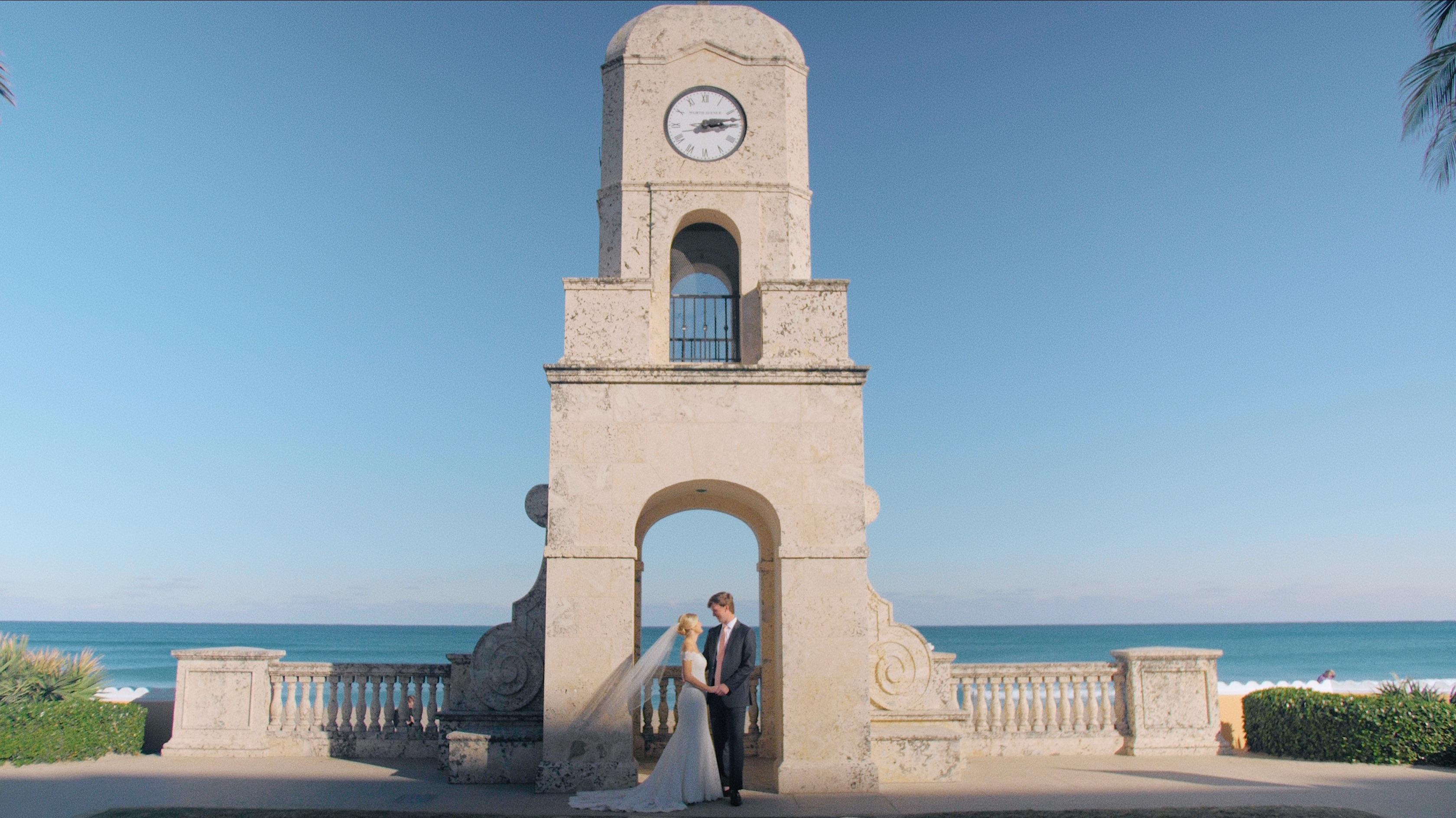 Ashton + Evan | Palm Beach, Florida | The Colony Hotel