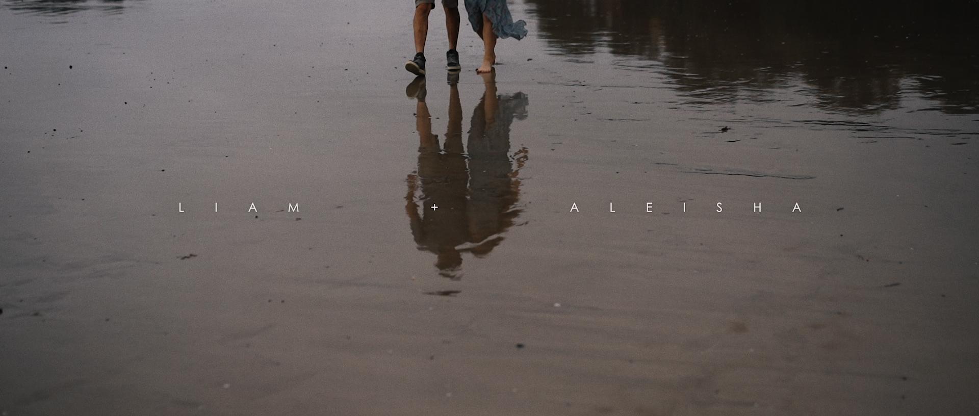 Liam + Aleisha | Auckland, New Zealand | Tawharanui Lodge