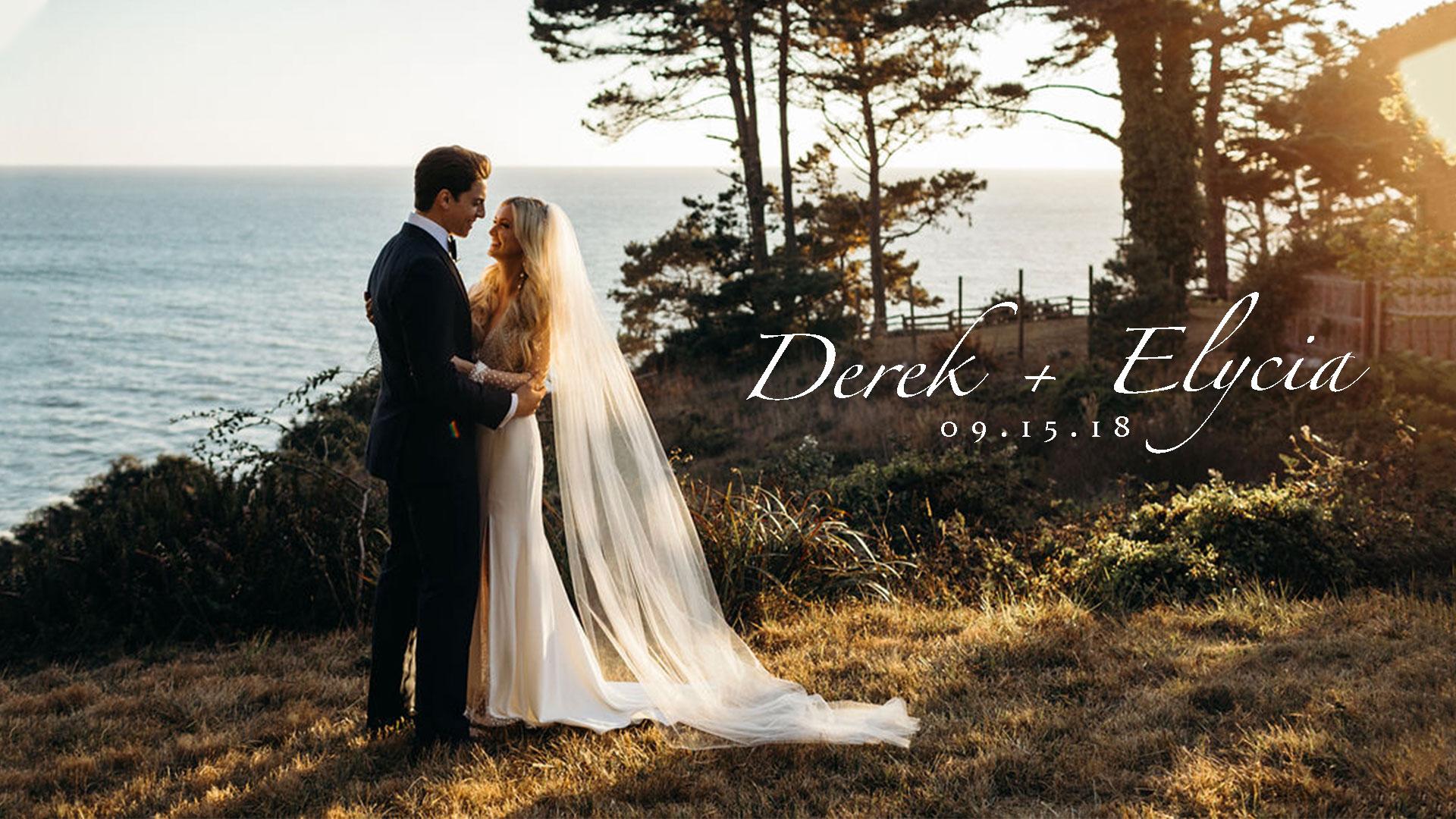 Derek + Elycia | Gualala, California | Ocean Cliff