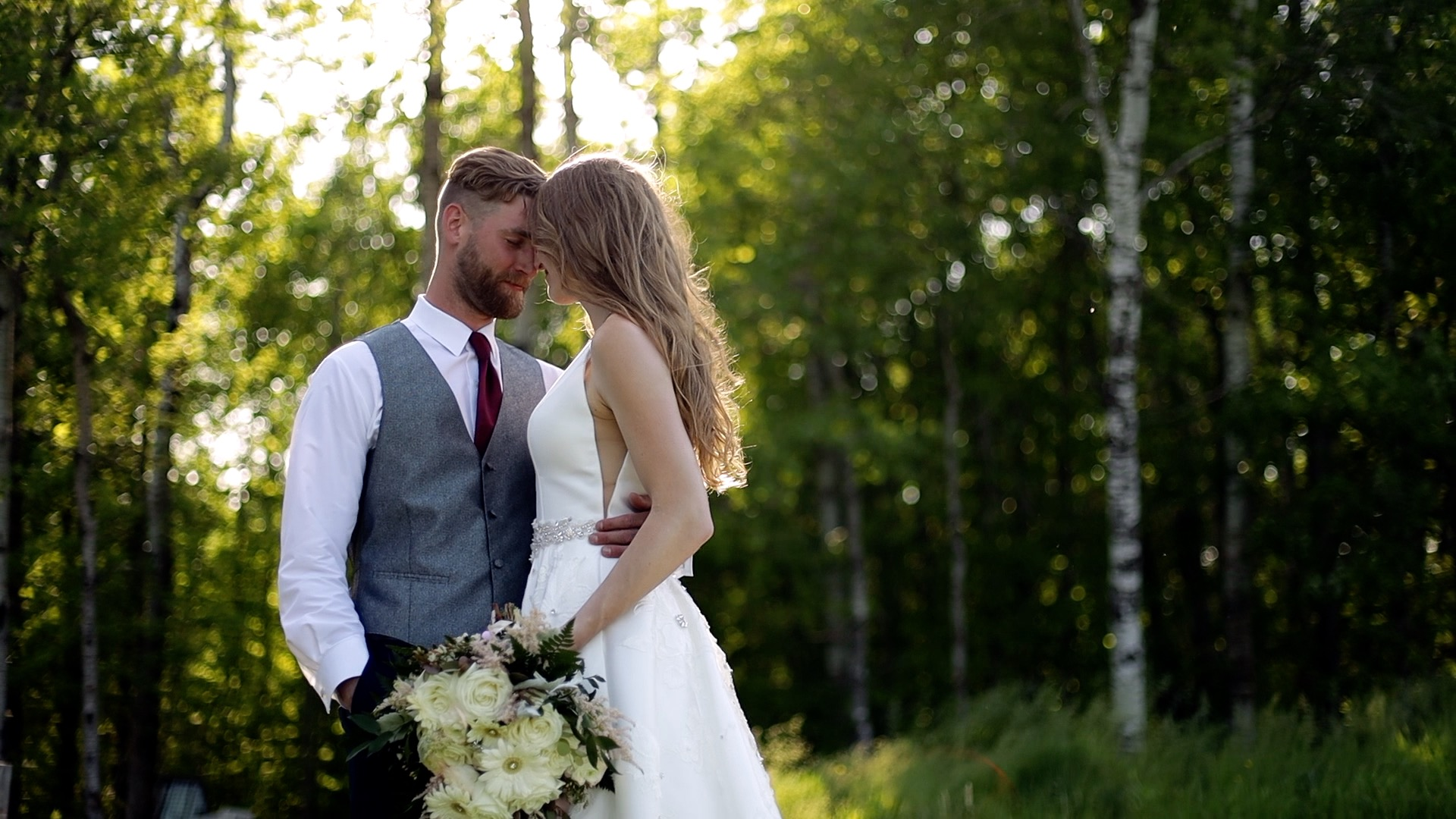 Travis + Emily | Boy River, Minnesota | Little Lazy Lodge