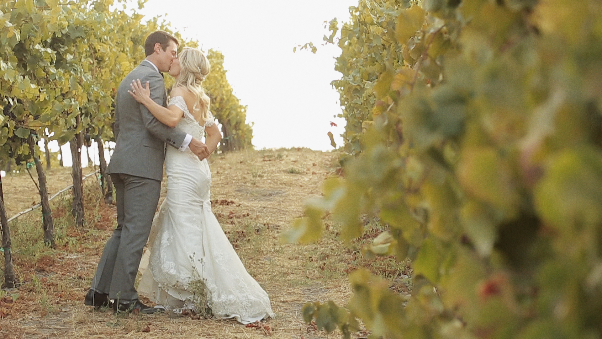 Leah + Mark | Sonoma, California | Glasshouse Vineyards