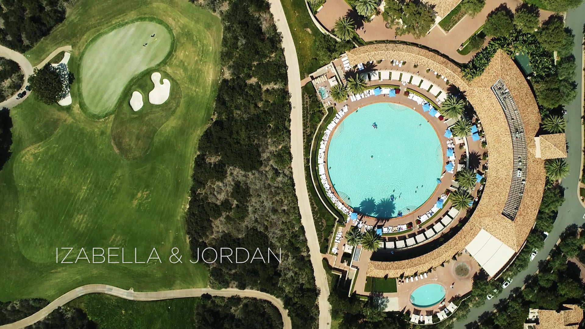 Izabella + Jordan | Newport Beach, California | The Resort at Pelican Hill