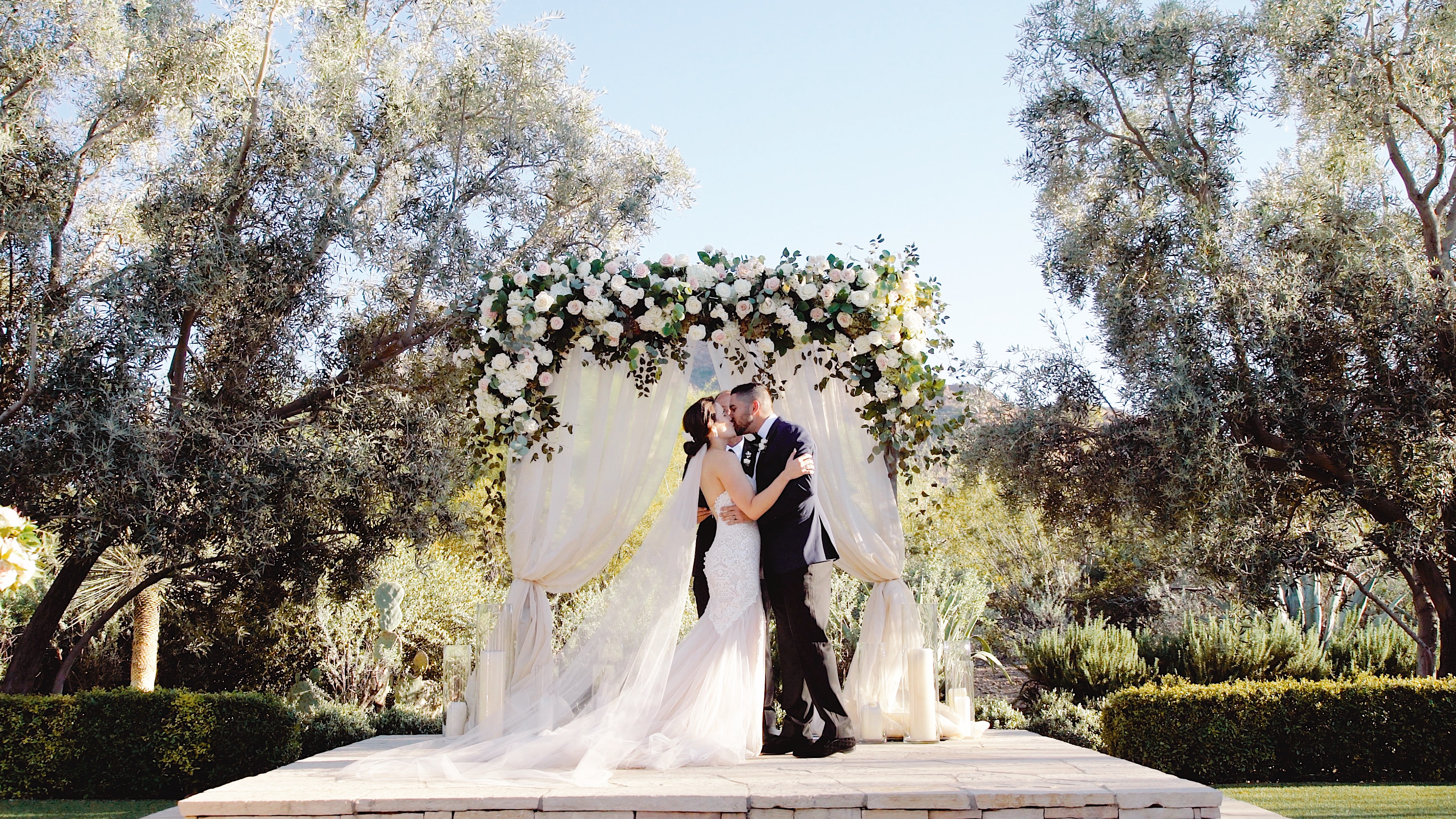 Candice + Drew | Paradise Valley, Arizona | El Chorro