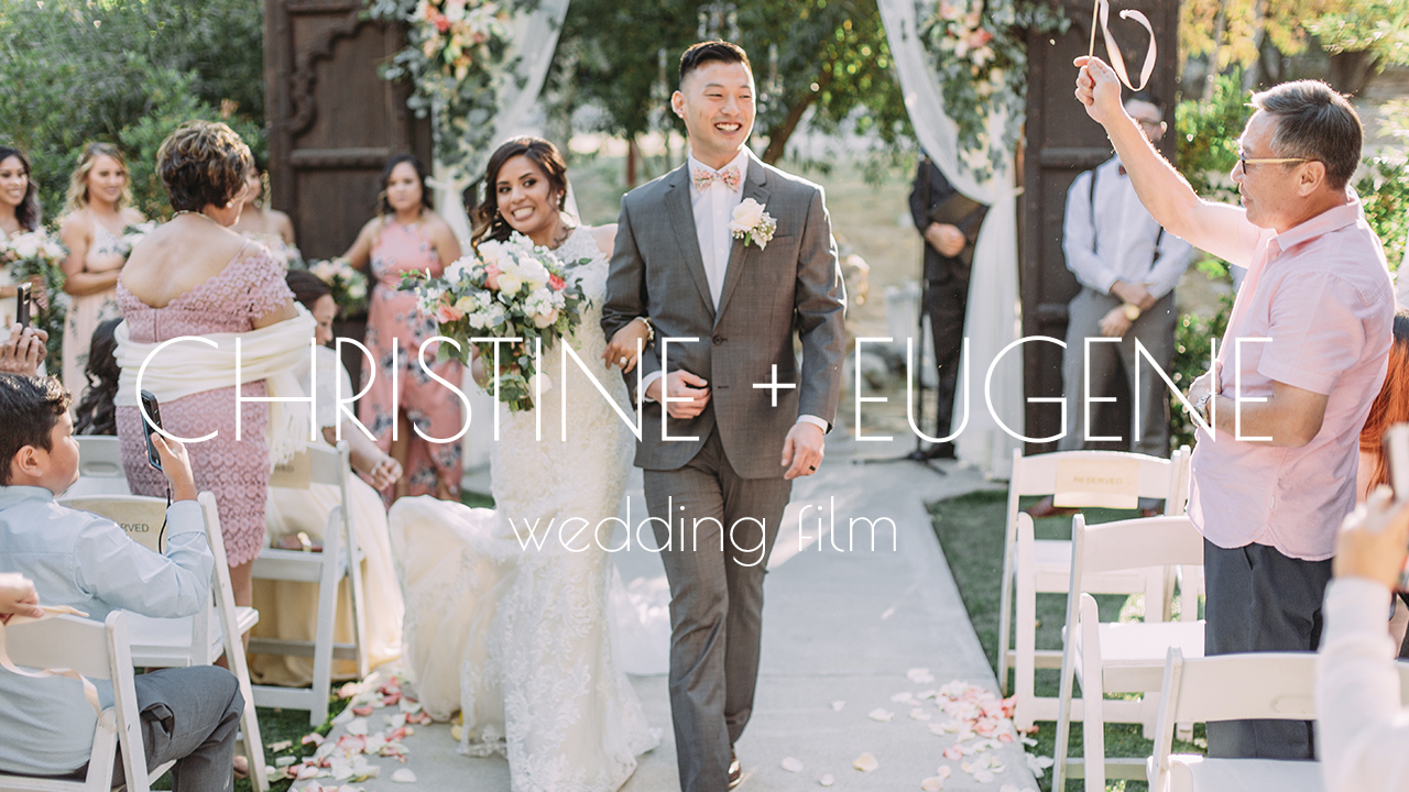 Christine + Eugene | Lytle Creek, California | Hidden Acres
