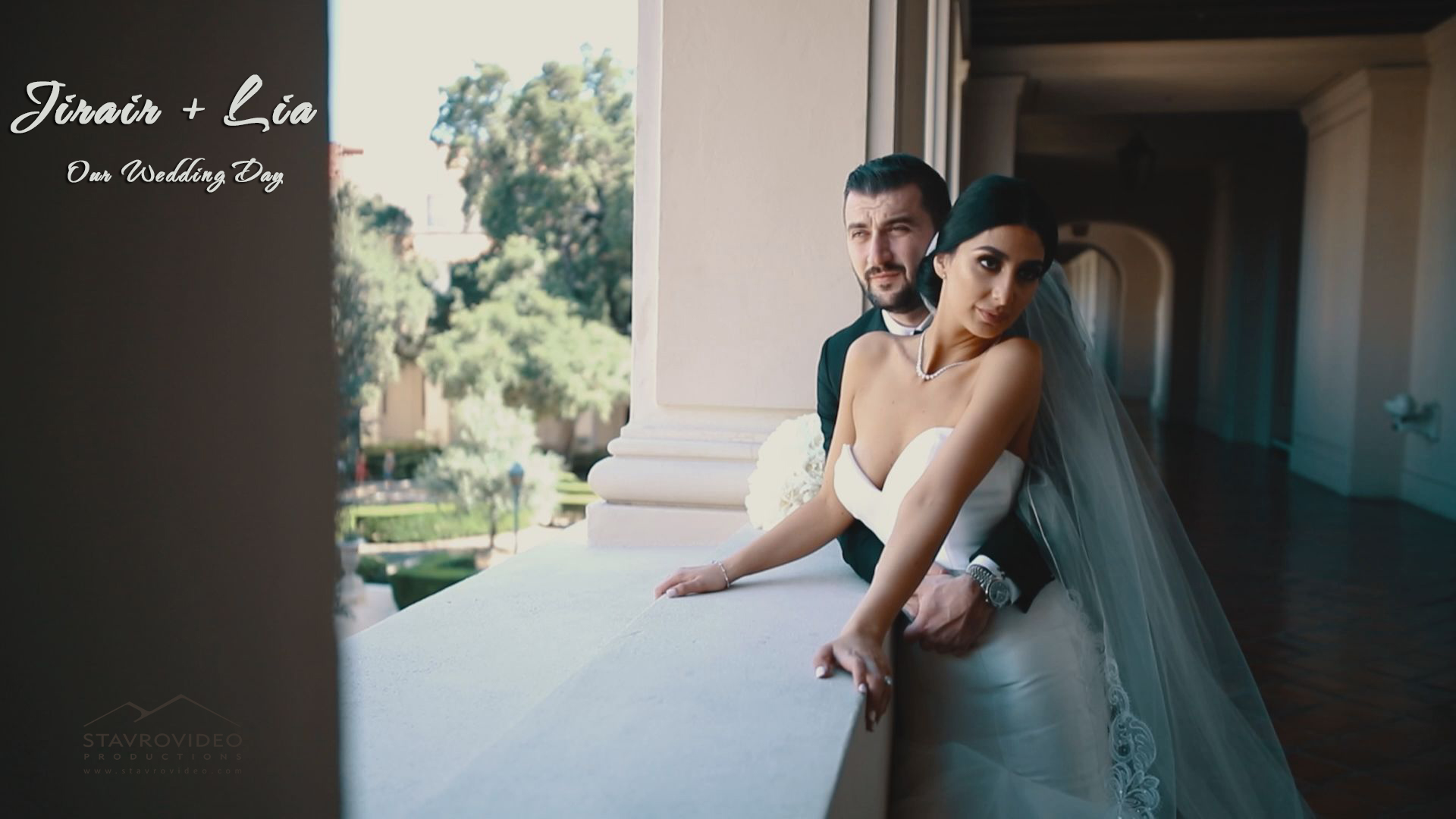 Jirair + Lia | Glendale, California | Brandview collection