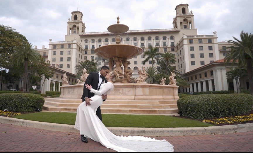 Amy + Raul | Palm Beach, Florida | The Breakers