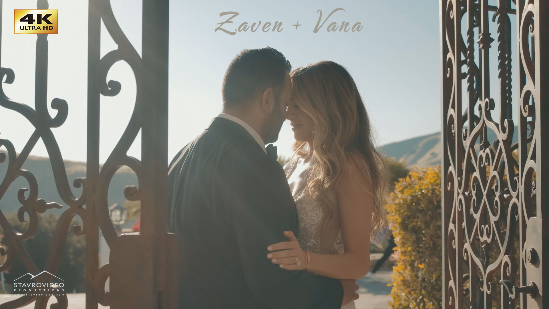 Zaven + Vana | Los Angeles, California | Hummingbird Nest Ranch