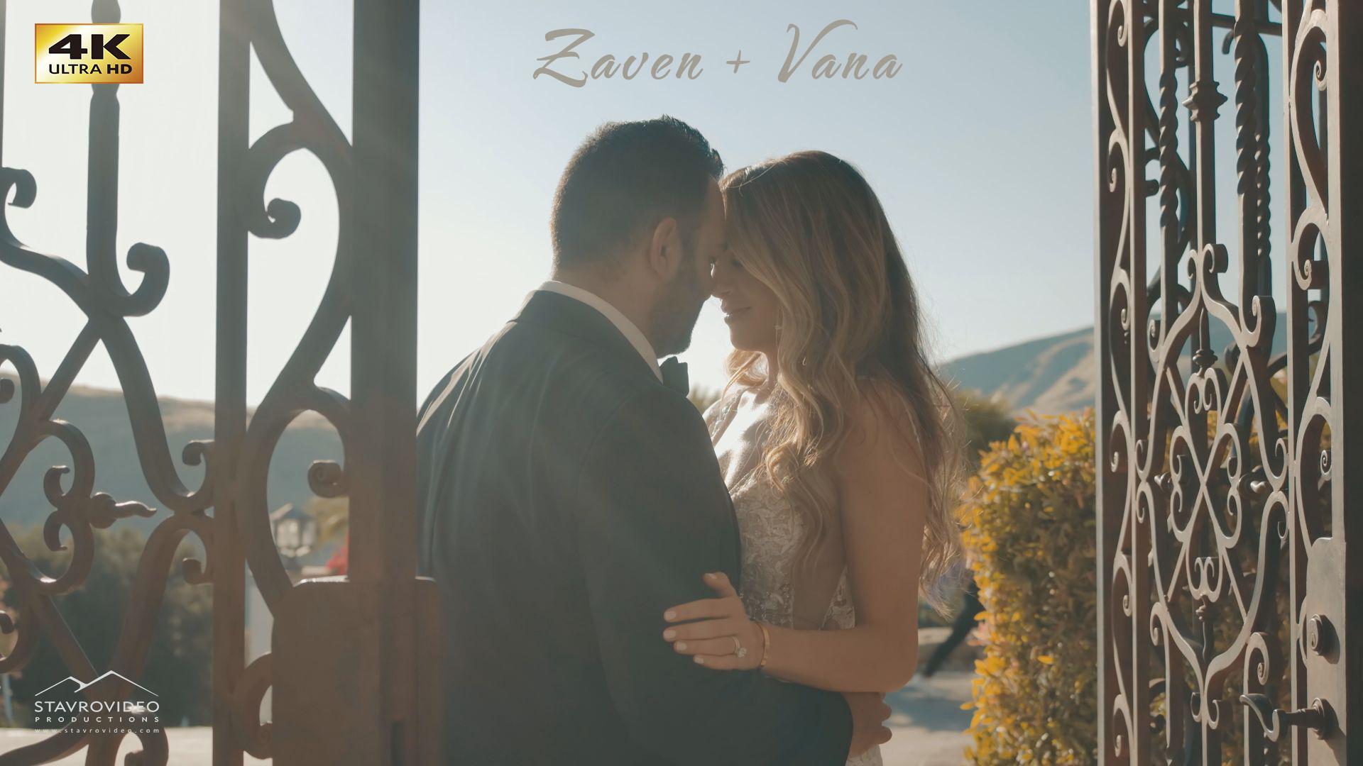 Zaven + Vana | Los Angeles, California | Hummingbird Nest Ranch