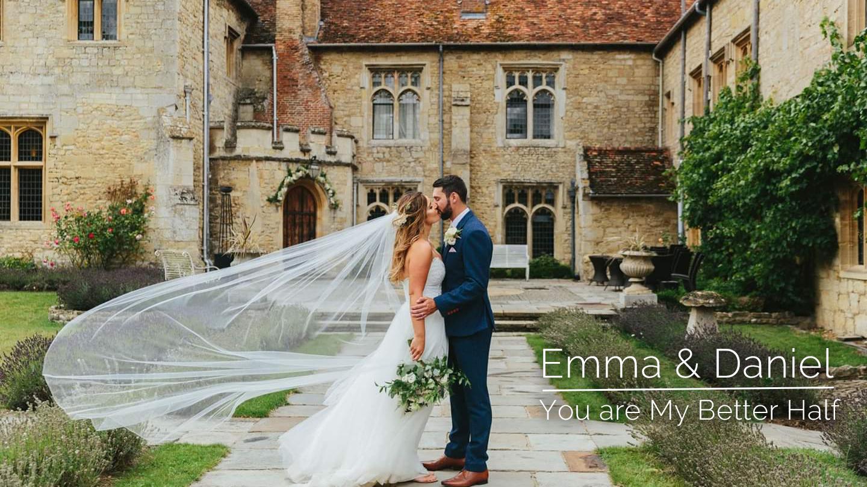 Emma + Daniel | Aylesbury, United Kingdom | Notley Abbey