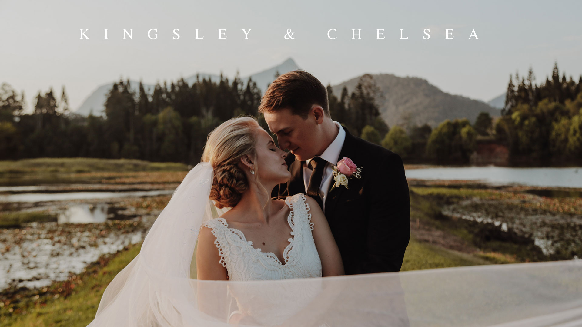 Kingsley + Chelsea | Doon Doon, Australia | 531 Commissioners Creek Road
