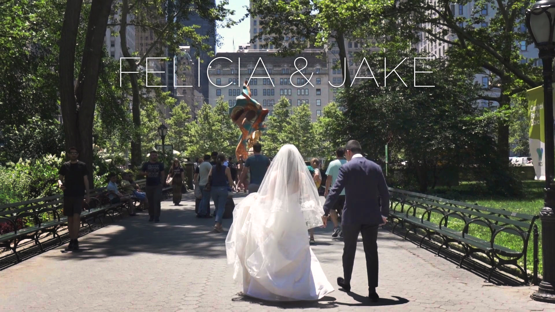 Felicia + Jake | New York, New York | Pierre the Taj Hotel