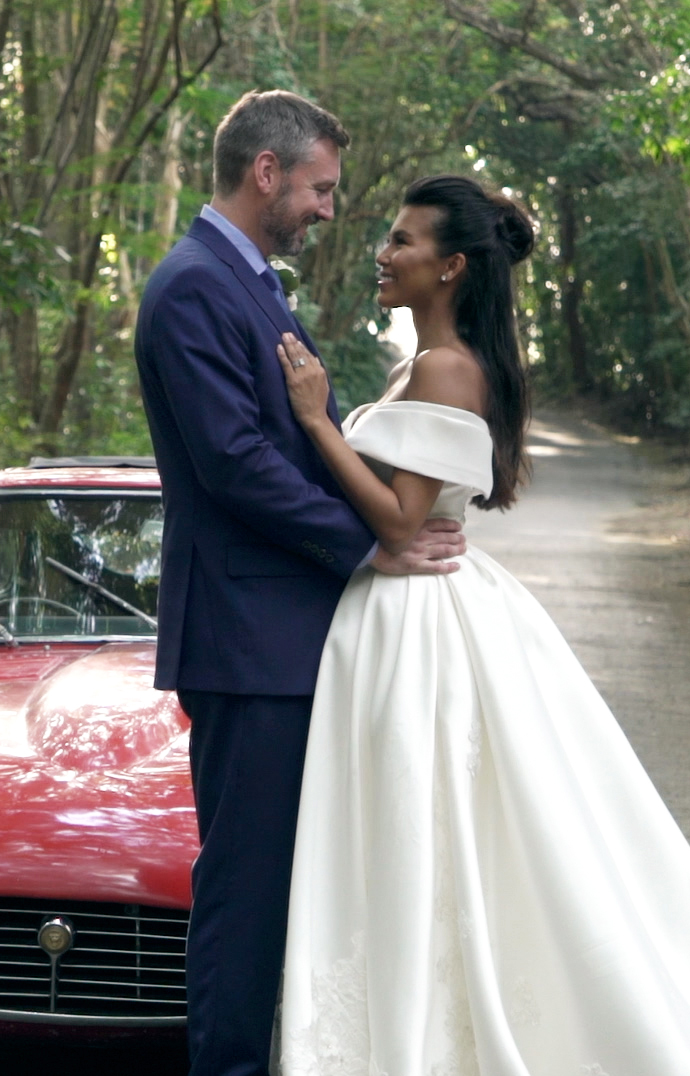 Natasha + Chad | Ocho Rios, Jamaica | Prospect Villas