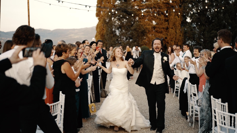 Irina + Alexander | Tuscany, Italy | Castello Vicchiomaggio