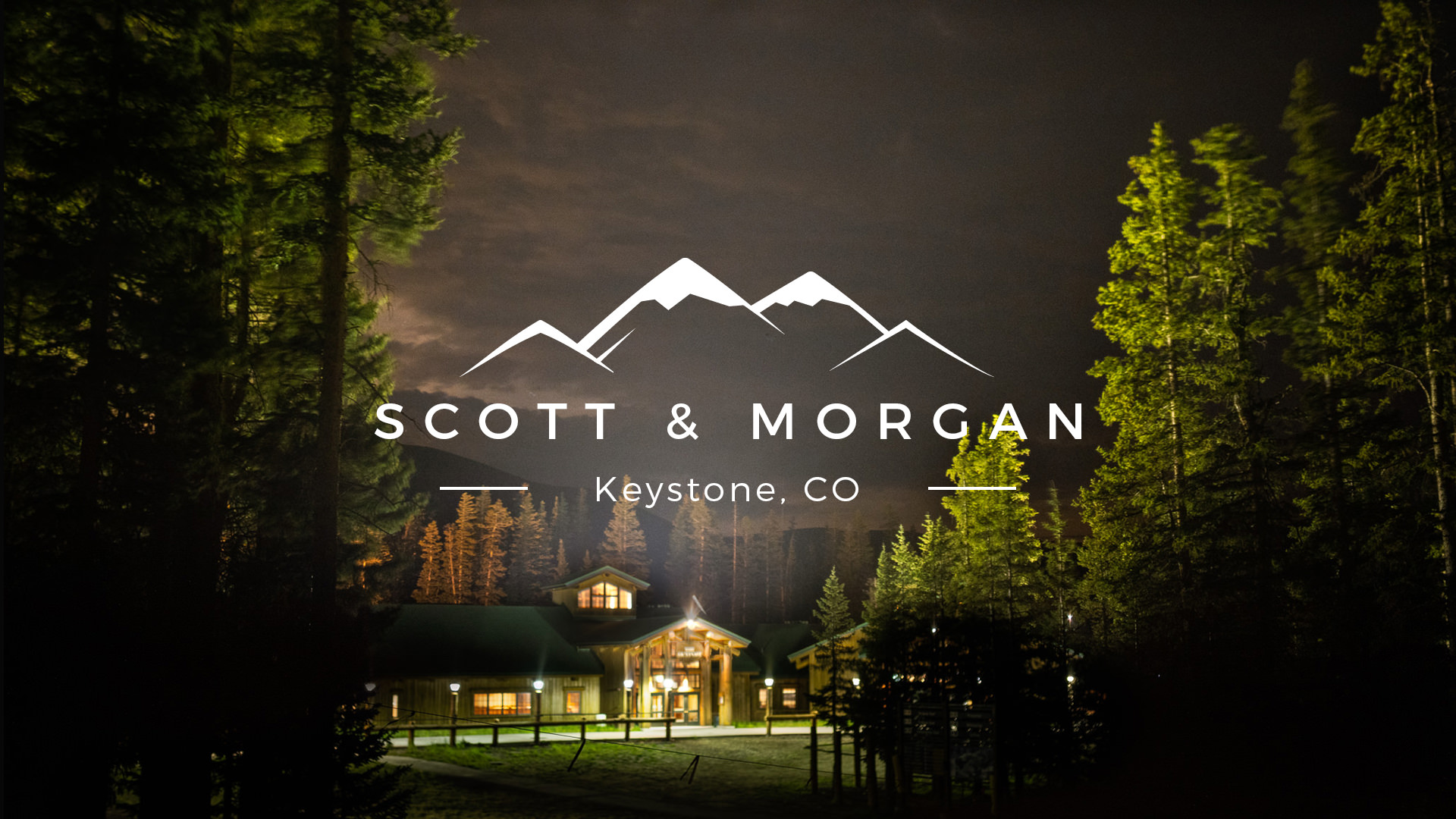 Morgan + Scott | Keystone, Colorado | Keystone Timber Ridge