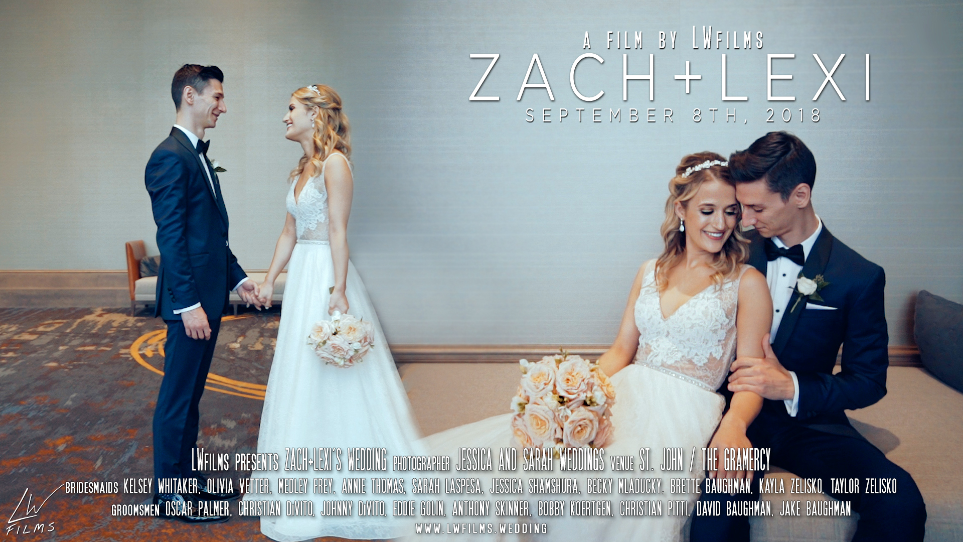 Zach Zelisko + Alexis Baughman | Louisville, Kentucky | The Gramercy