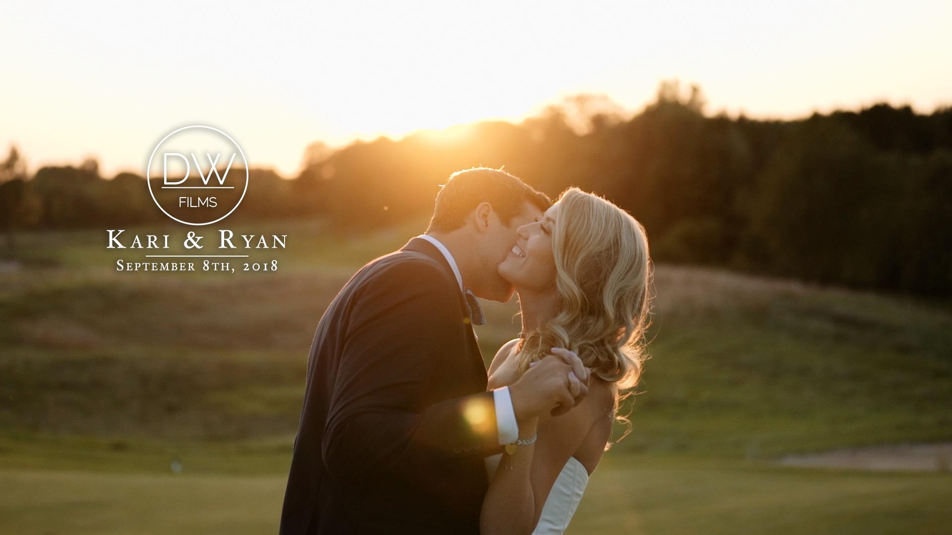 Kari + Ryan | Stillwater, Minnesota | Stoneridge Golf Club