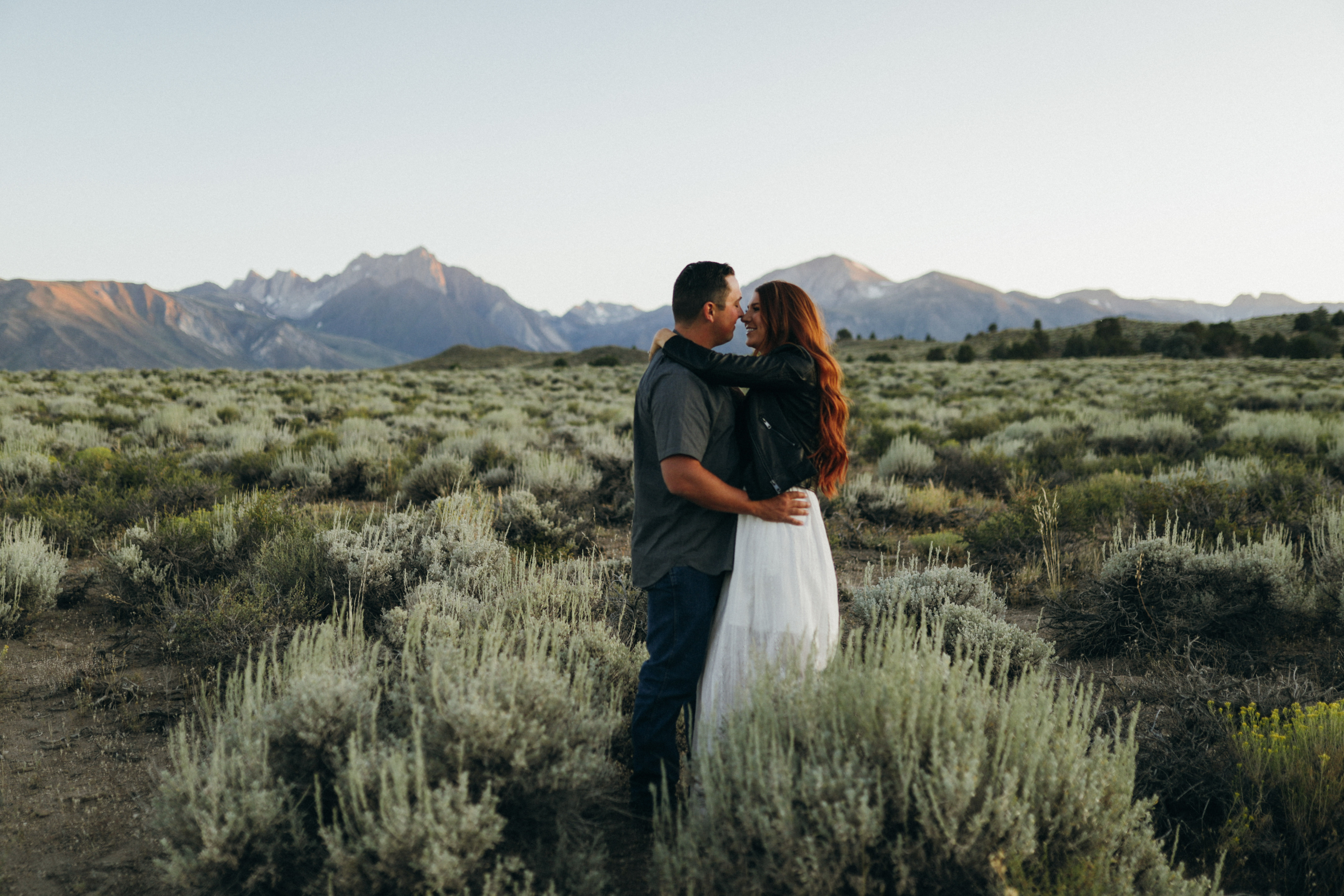 Emma + Michael | Mammoth Lakes, California | Lakefront