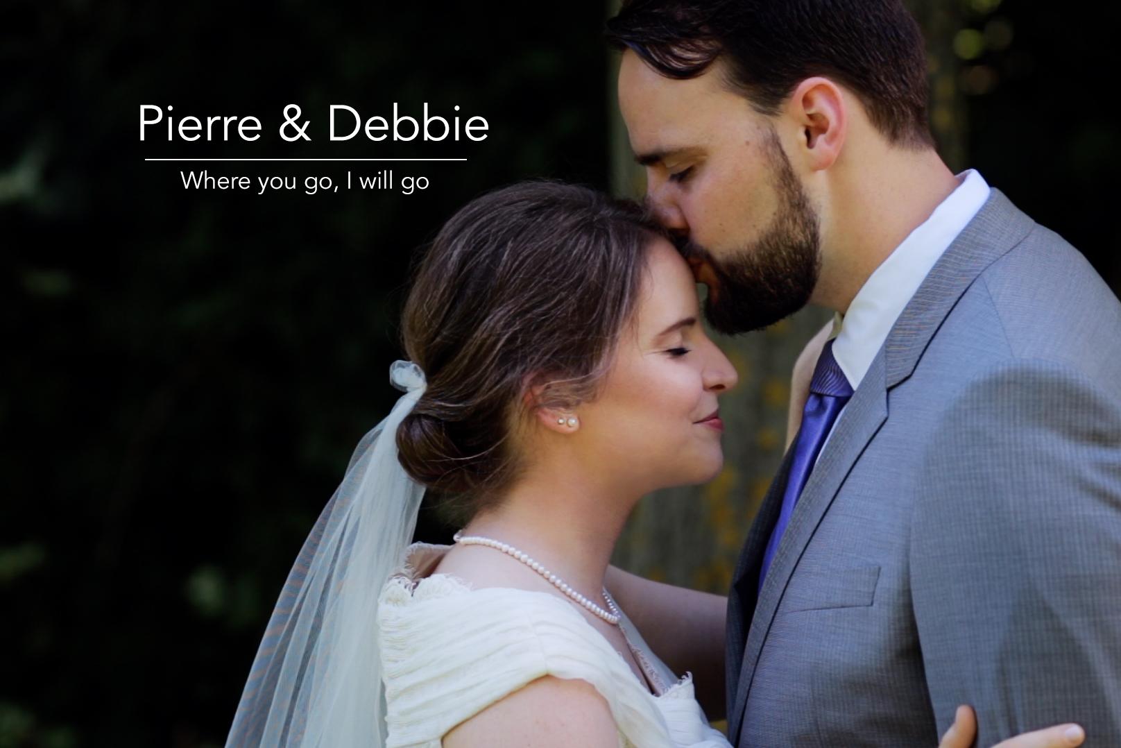 Pierre + Debbie | Montgeroult, France | Chateau De Montgeroult