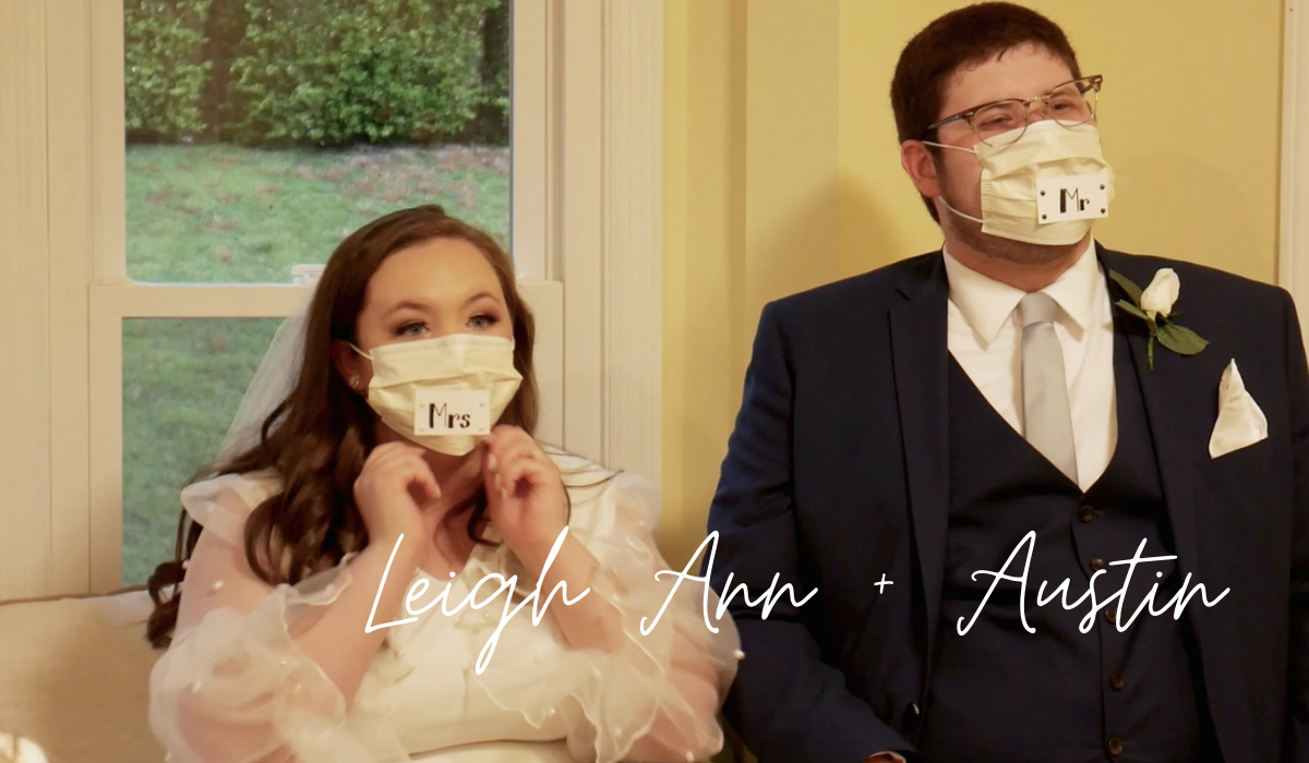Leigh Ann + Austin | Bristol, Tennessee | a family home