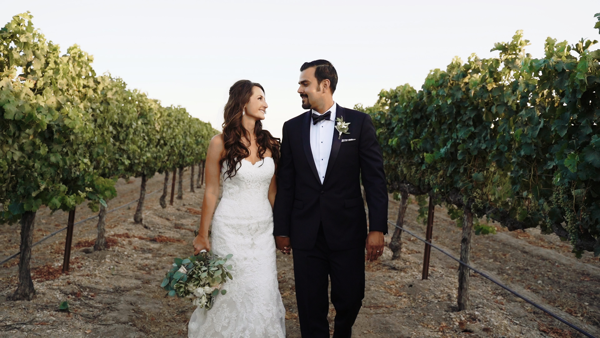 Katie  + Dano | Santa Barbara, California | Firestone Vineyard