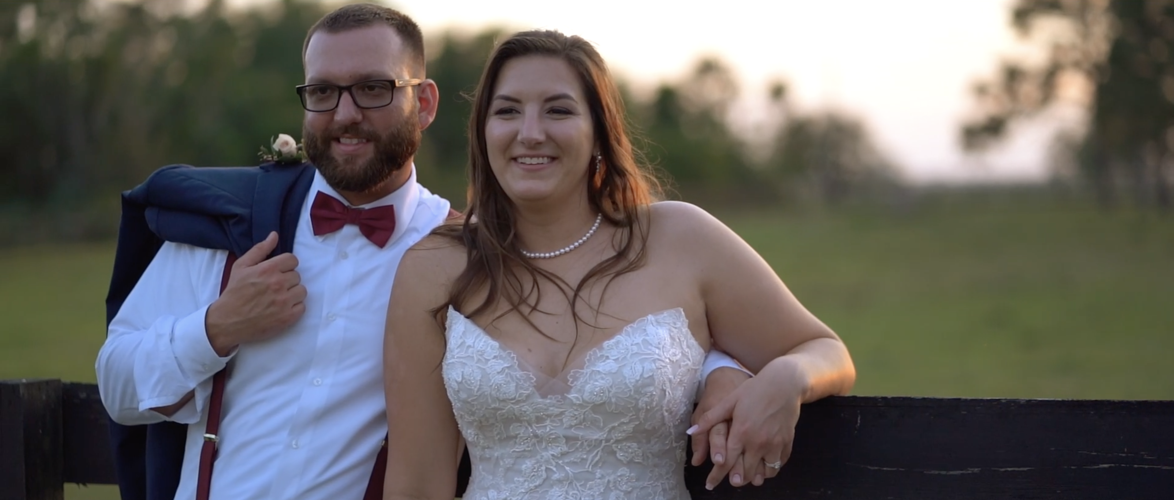 Brandi  + Brian    Indiantown, Florida   Ever After Farms Wedding Ranch