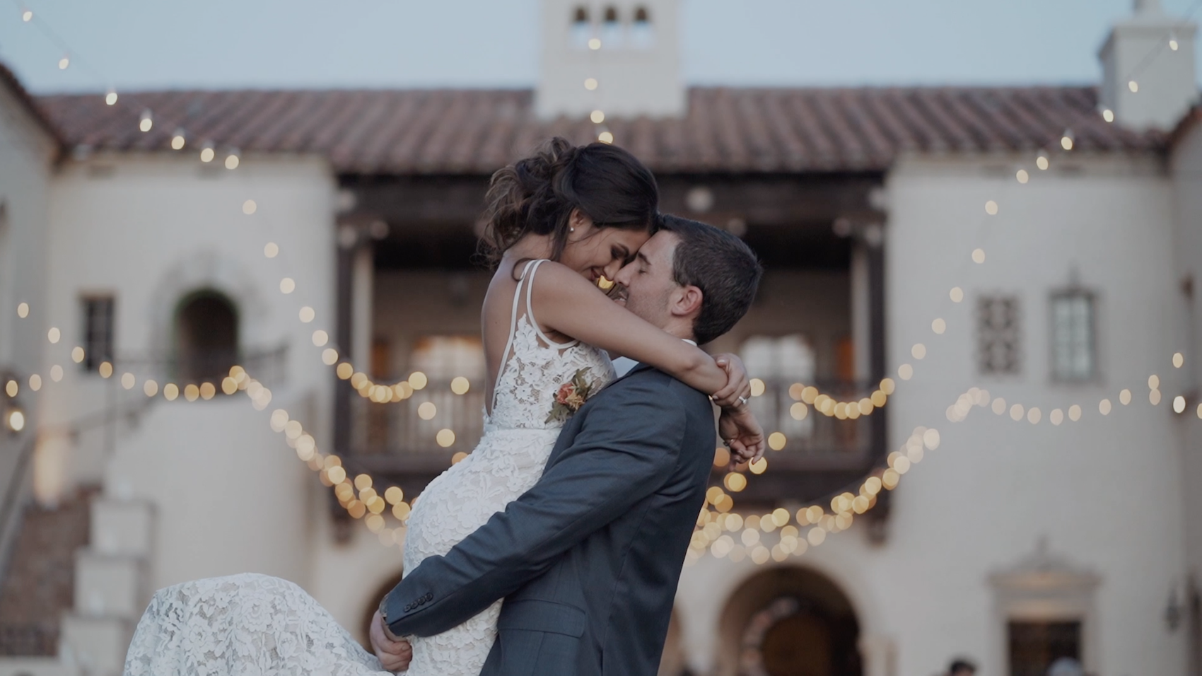 Jordan + Casey | Sarasota, Florida | The Powel Crosley Estate