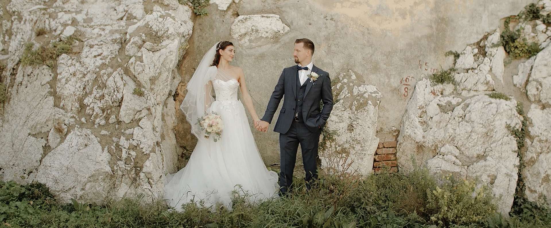 Darja + Antonin | Mikulov, Czechia | a church