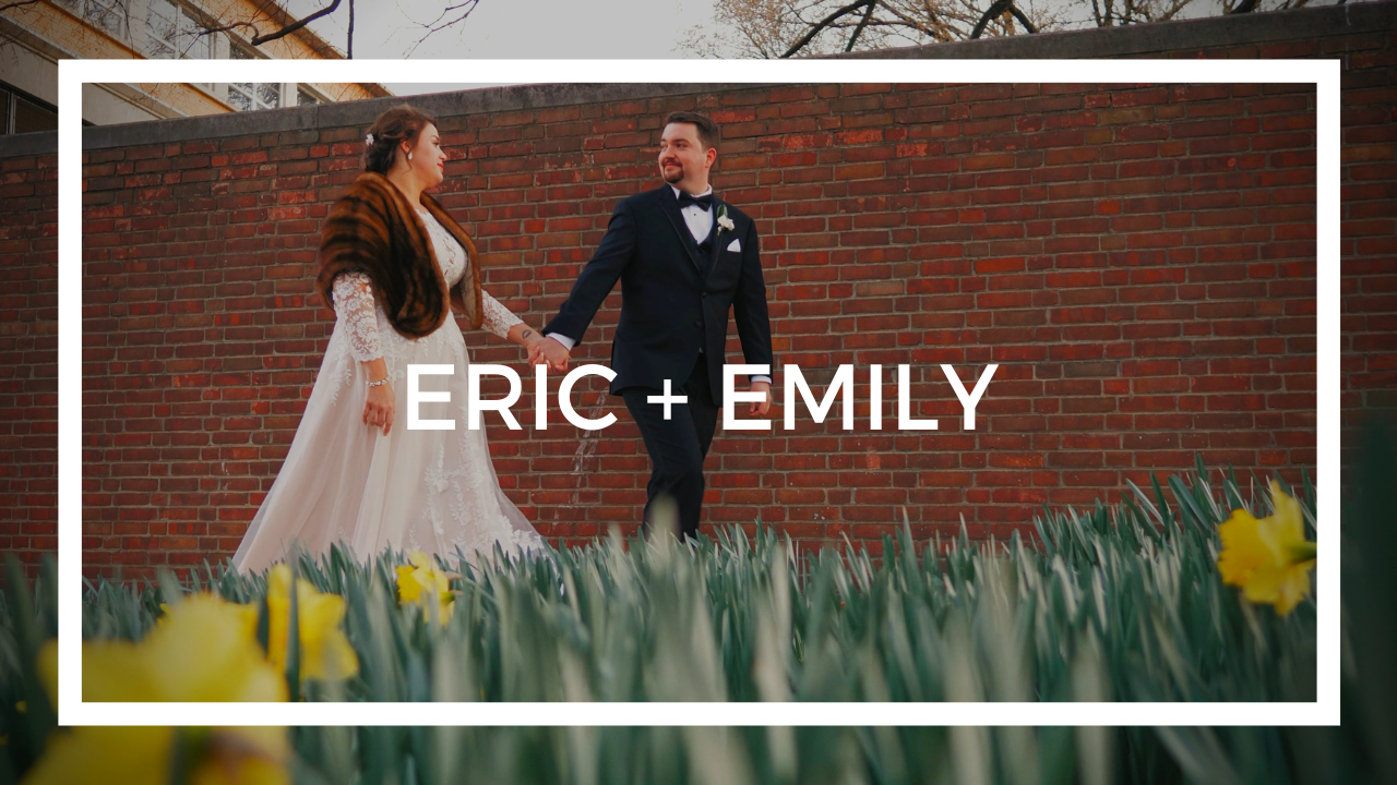 Eric + Emily | Roanoke, Virginia | The Patrick Henry Ballroom