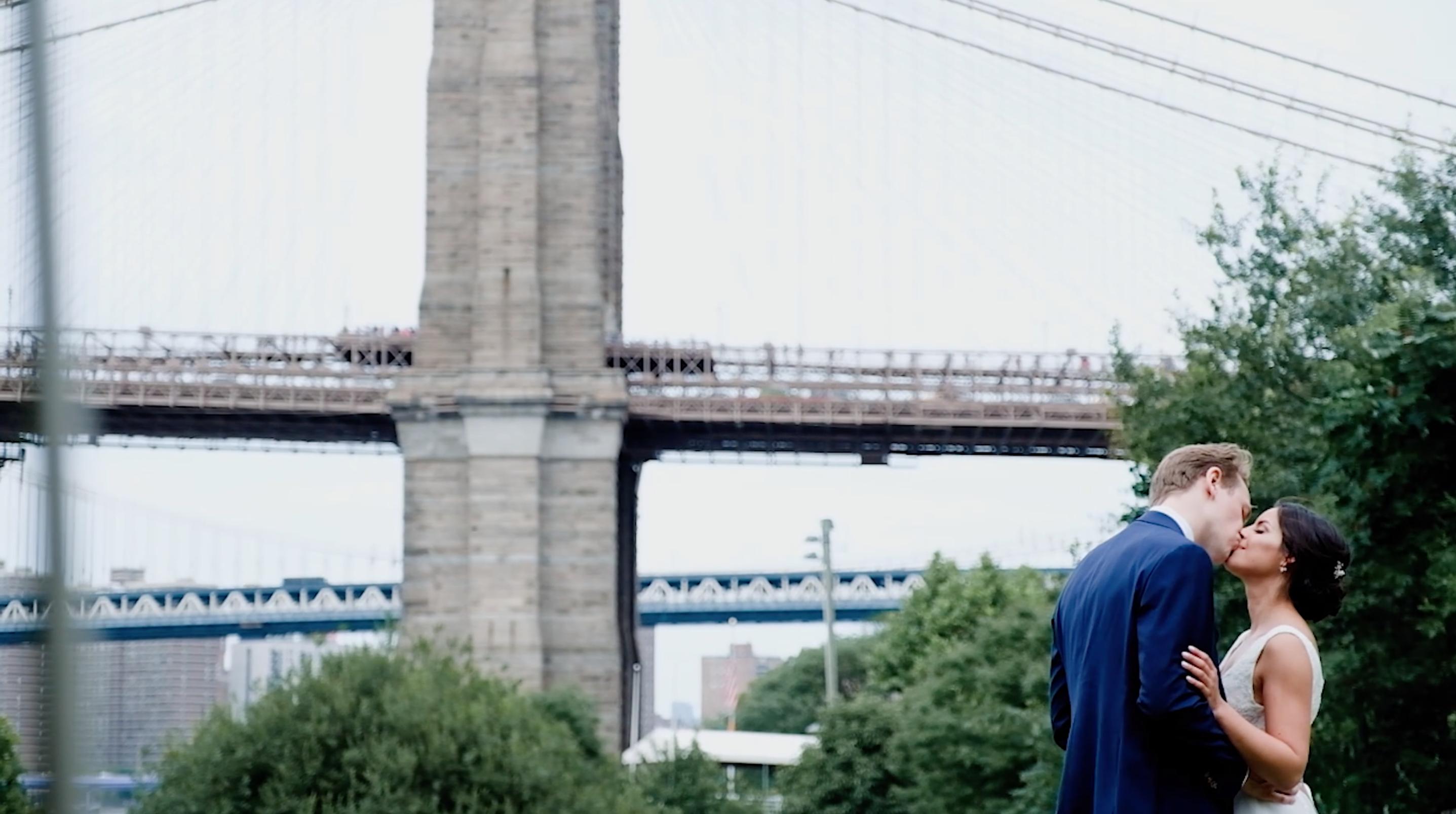 Catherine + Ben | Brooklyn, New York | 501 Union