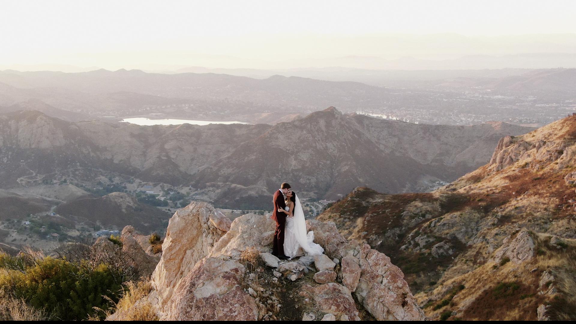Kyla + Thomas | Malibu, California | Malibu Rocky Oaks