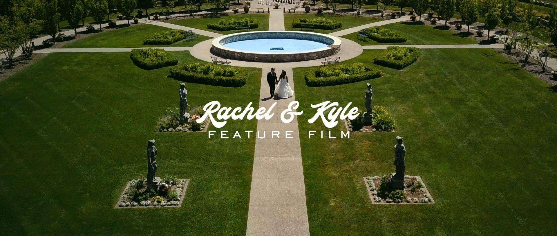 Rachel + Kyle | Charlevoix, Michigan | Castle Farms