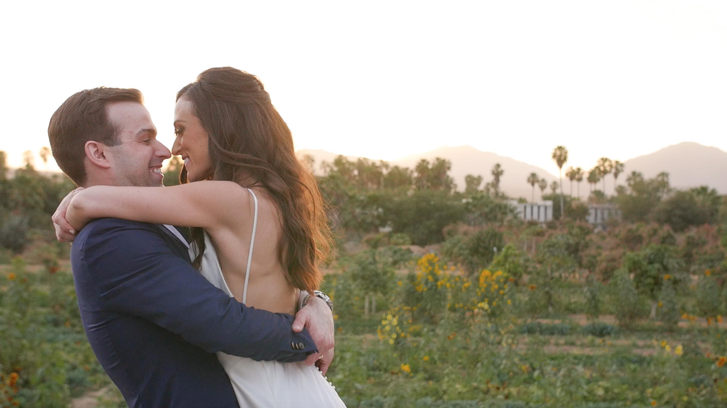 Rachel + Matt | San José del Cabo, Mexico | Flora Farms