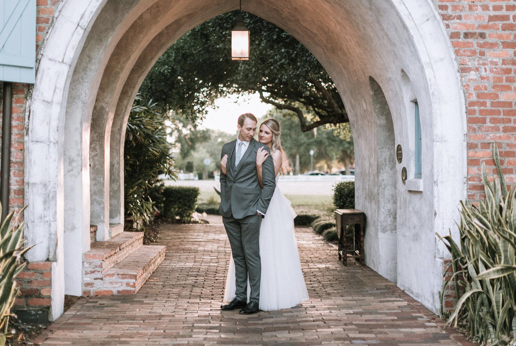 Morgan + Andrew | Orlando, Florida | Casa Feliz