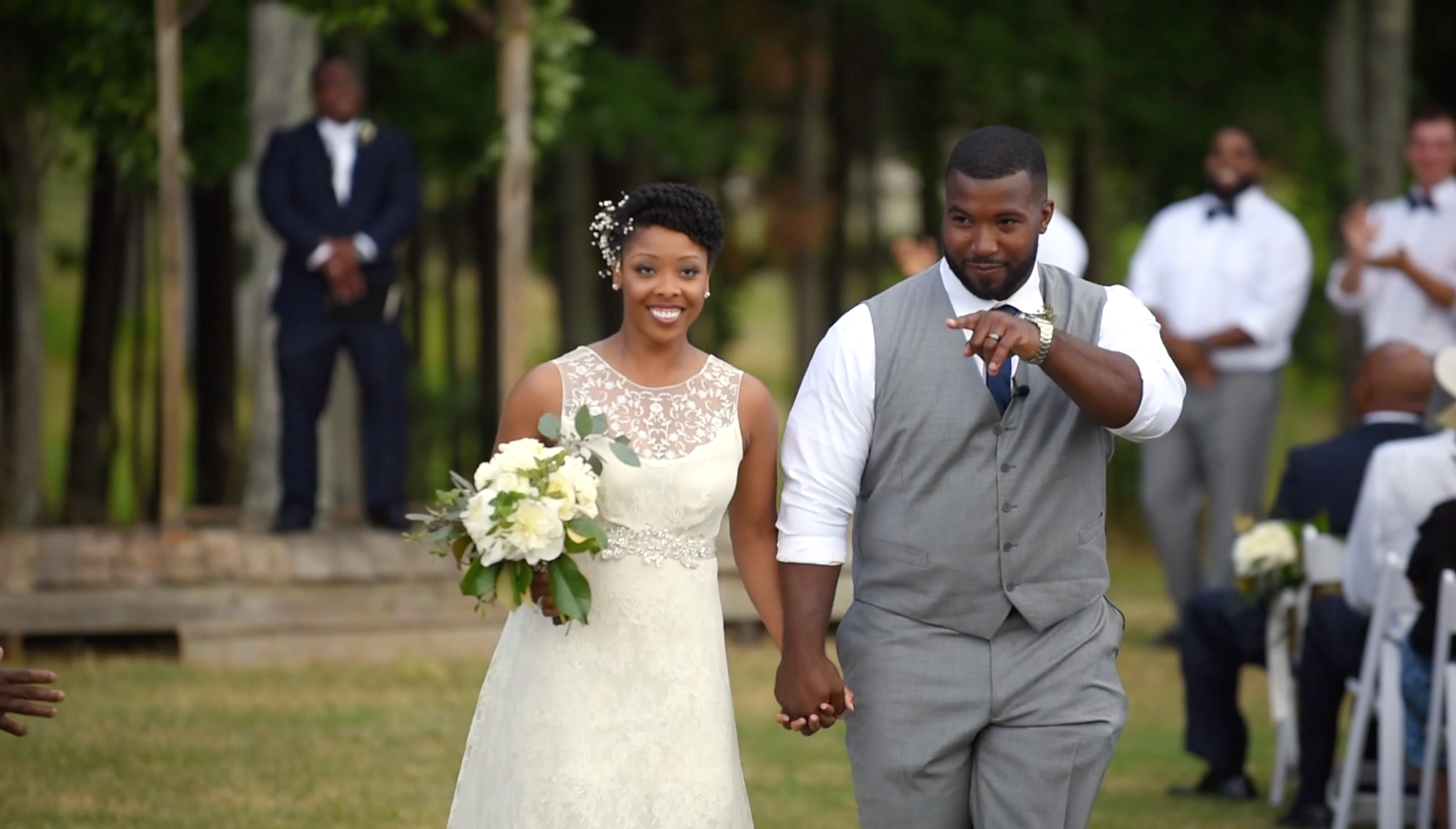 Jasmine + Reggie | Louisburg, North Carolina | A Family Farm