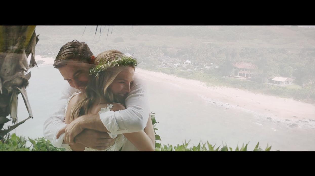 Mackenzie + Blake | Haleiwa, Hawaii | Northshore Beach