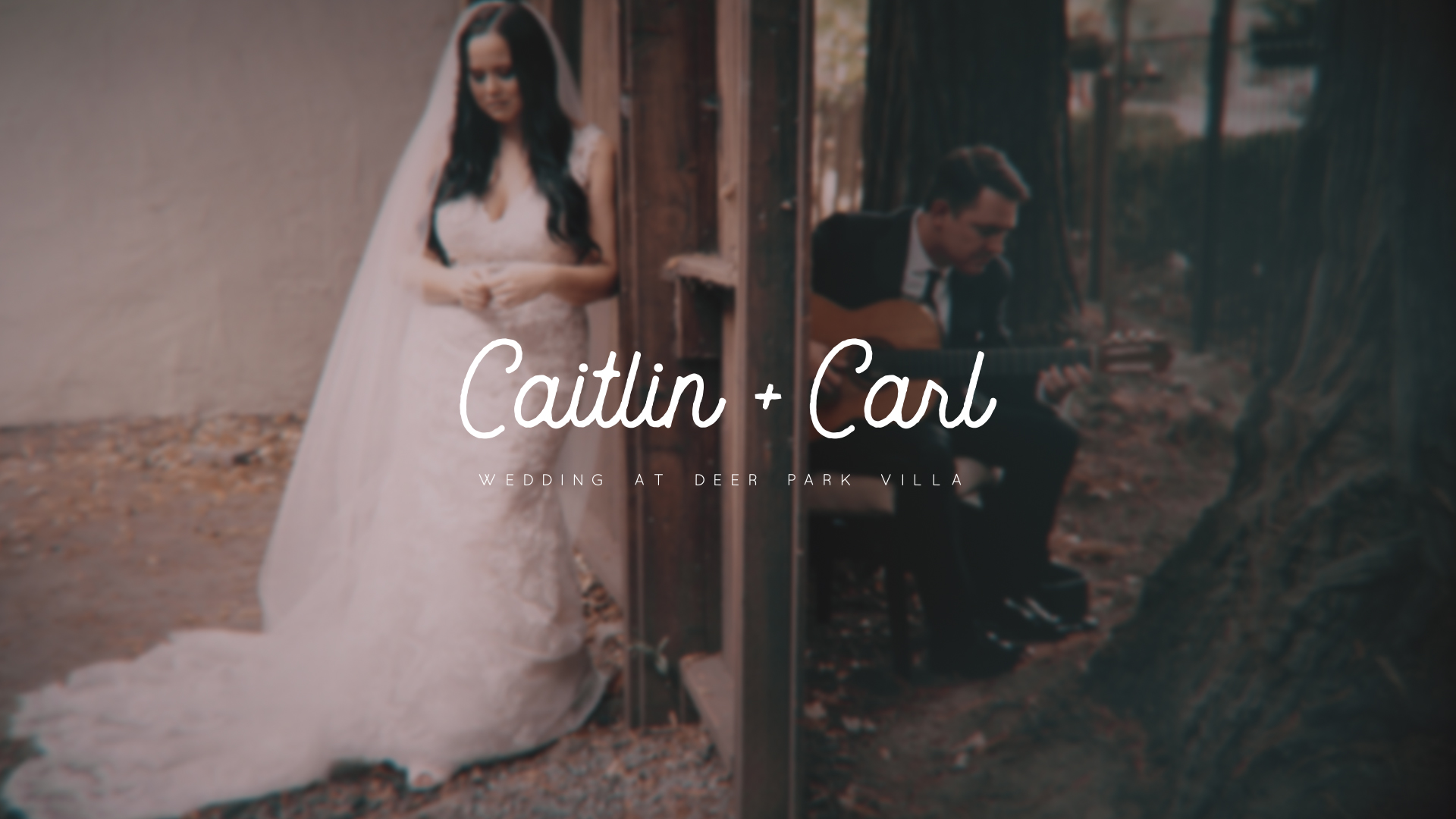 Caitlin + Carl | Fairfax, California | Deer Park Villa