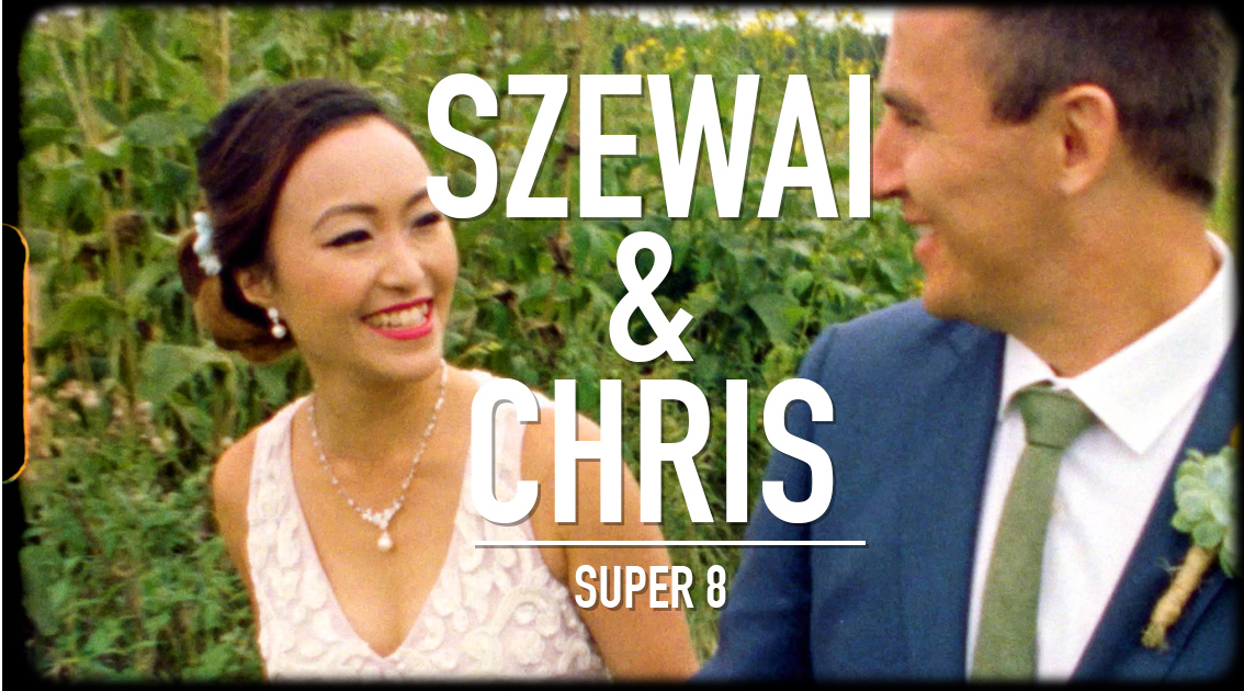Szewai + Chris | Chicago, Illinois | Elawa Farm
