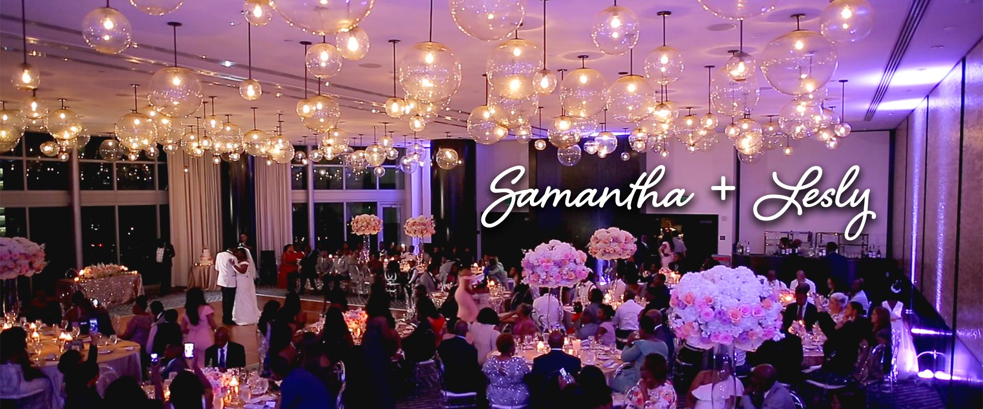 Samantha + Lesly | Miami, Florida | Kimpton Epic Hotel