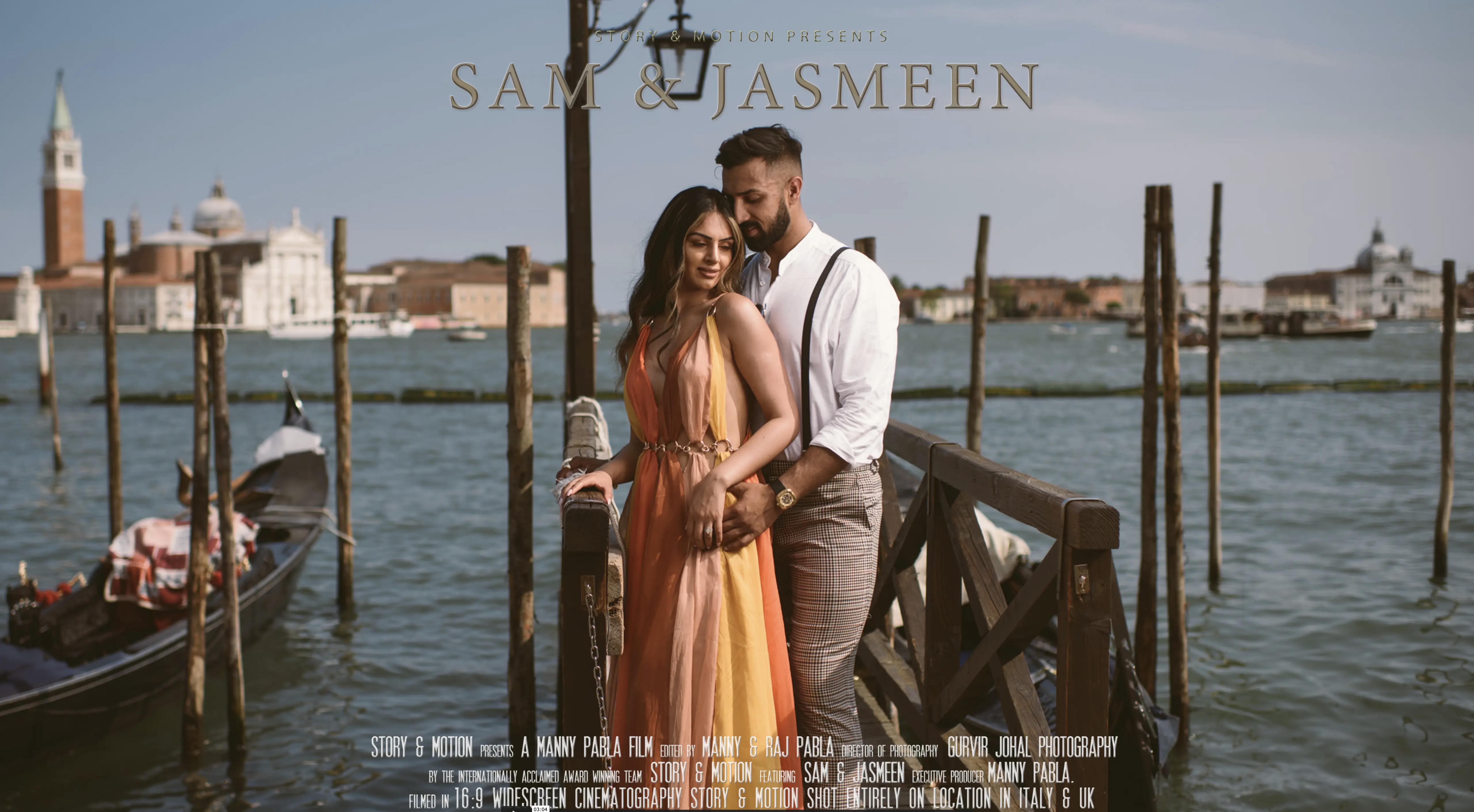 Jasmeen + Sam | England, United Kingdom | Chateau Impney