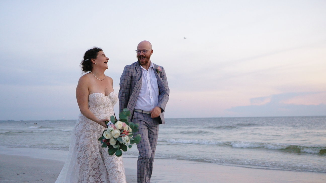 Shanna + Jason | Treasure Island, Florida | Treasure Island Beach