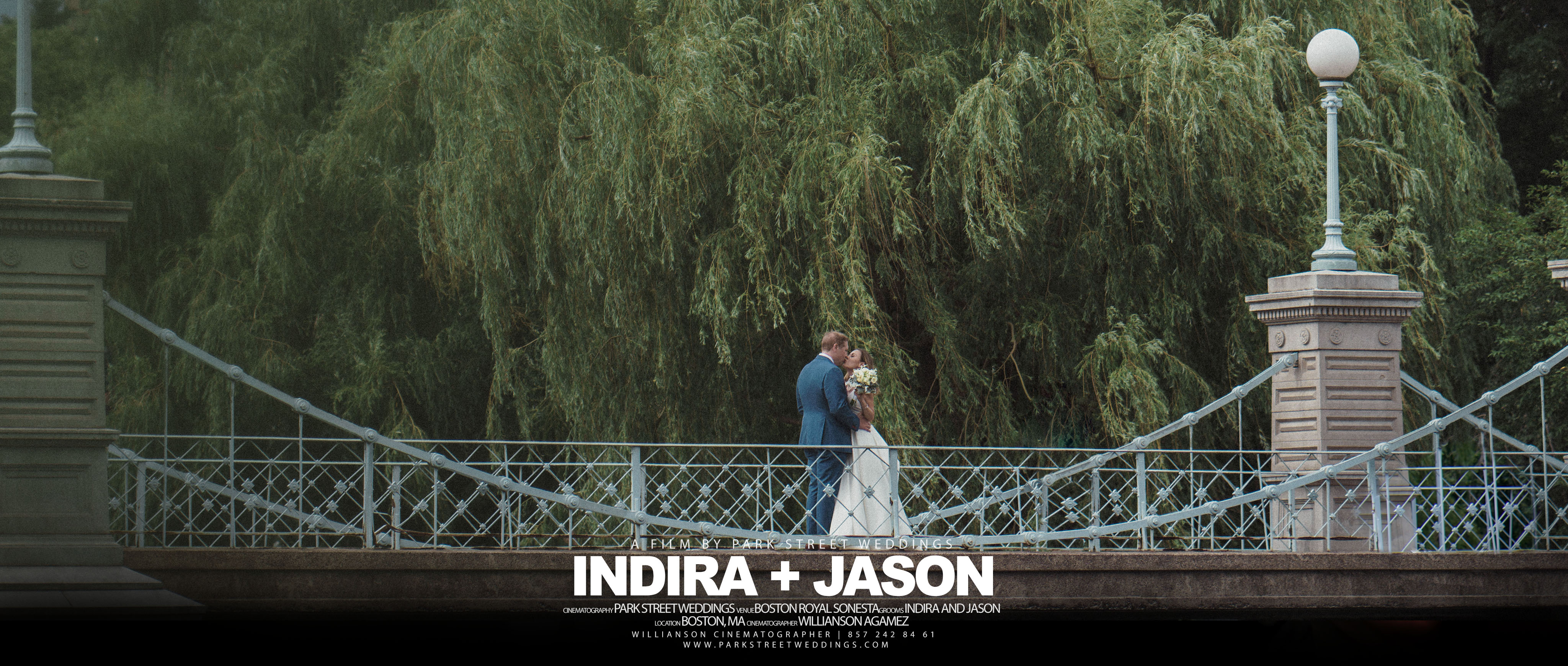 Indira + Jason | Boston, Massachusetts | Royal Sonesta, Boston