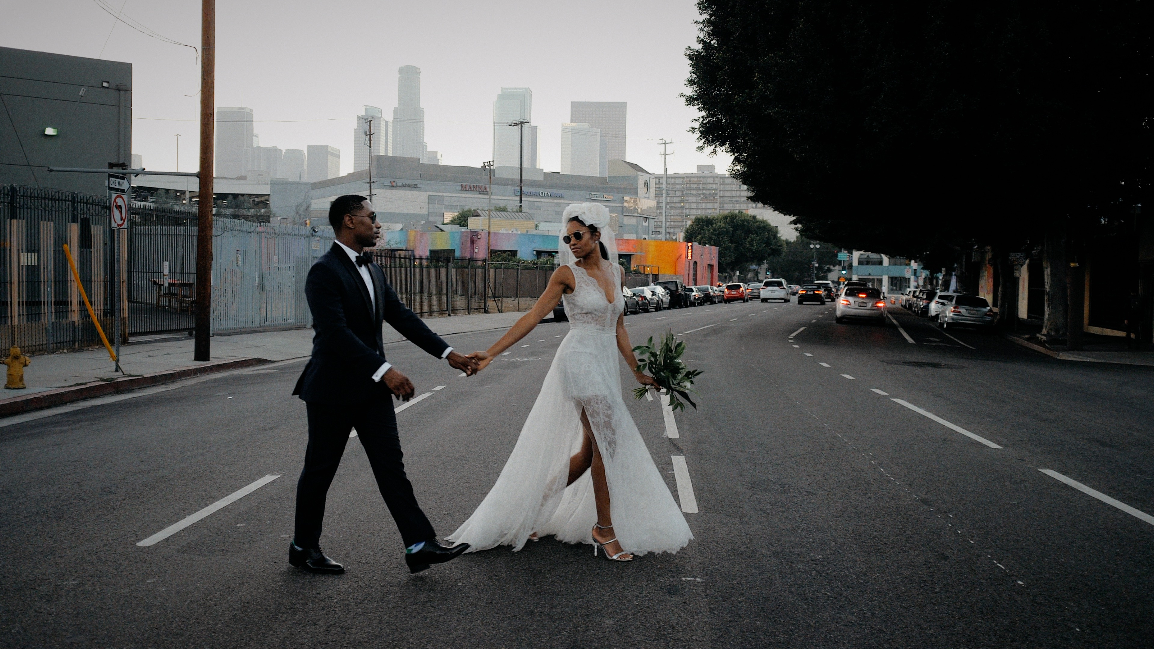 Leslie + Xuan | Los Angeles, California | Millwick